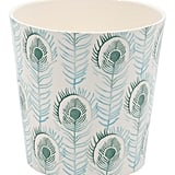 Made in Portugal Leaves Ceramic Planter