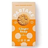 Partake Crunchy Cookies - GingerSnap