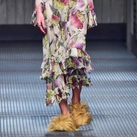 Furry Shoes Trend Fall 2015
