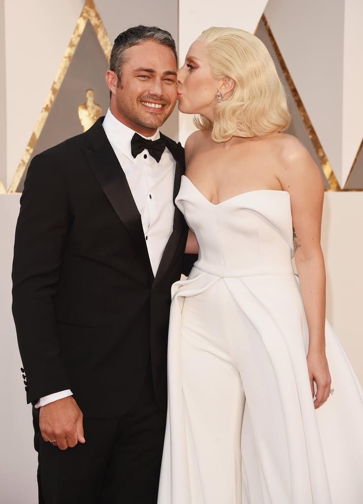 Lady Gaga At The Oscars 2016 Popsugar Celebrity Australia