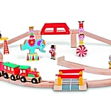 Janod Story Express Train and Circus Set