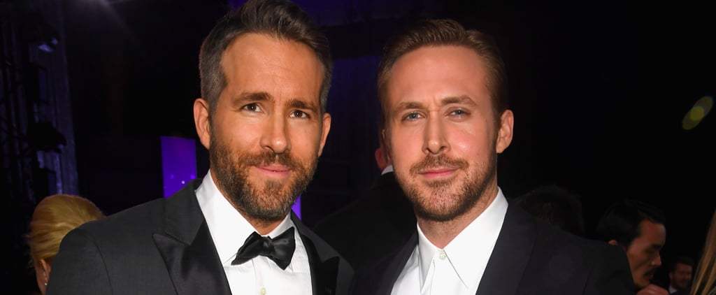 Ryan Reynolds and Ryan Gosling Hotness Poll