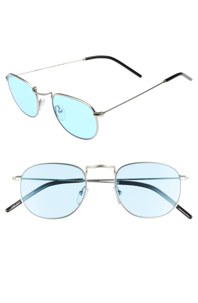 Smoke x Mirrors Driver's Seat 49mm Sunglasses