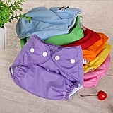 Reuseable Washable Adjustable Cloth Diapers