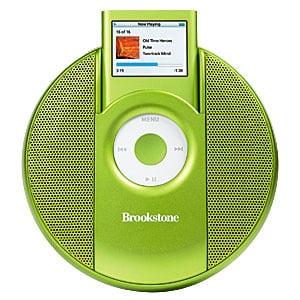 The Portable DOC MP3 Speaker Dock
