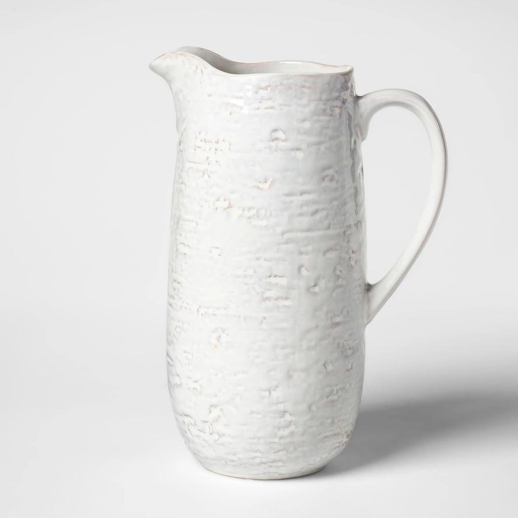 Cravings by Chrissy Teigen Stoneware Pitcher