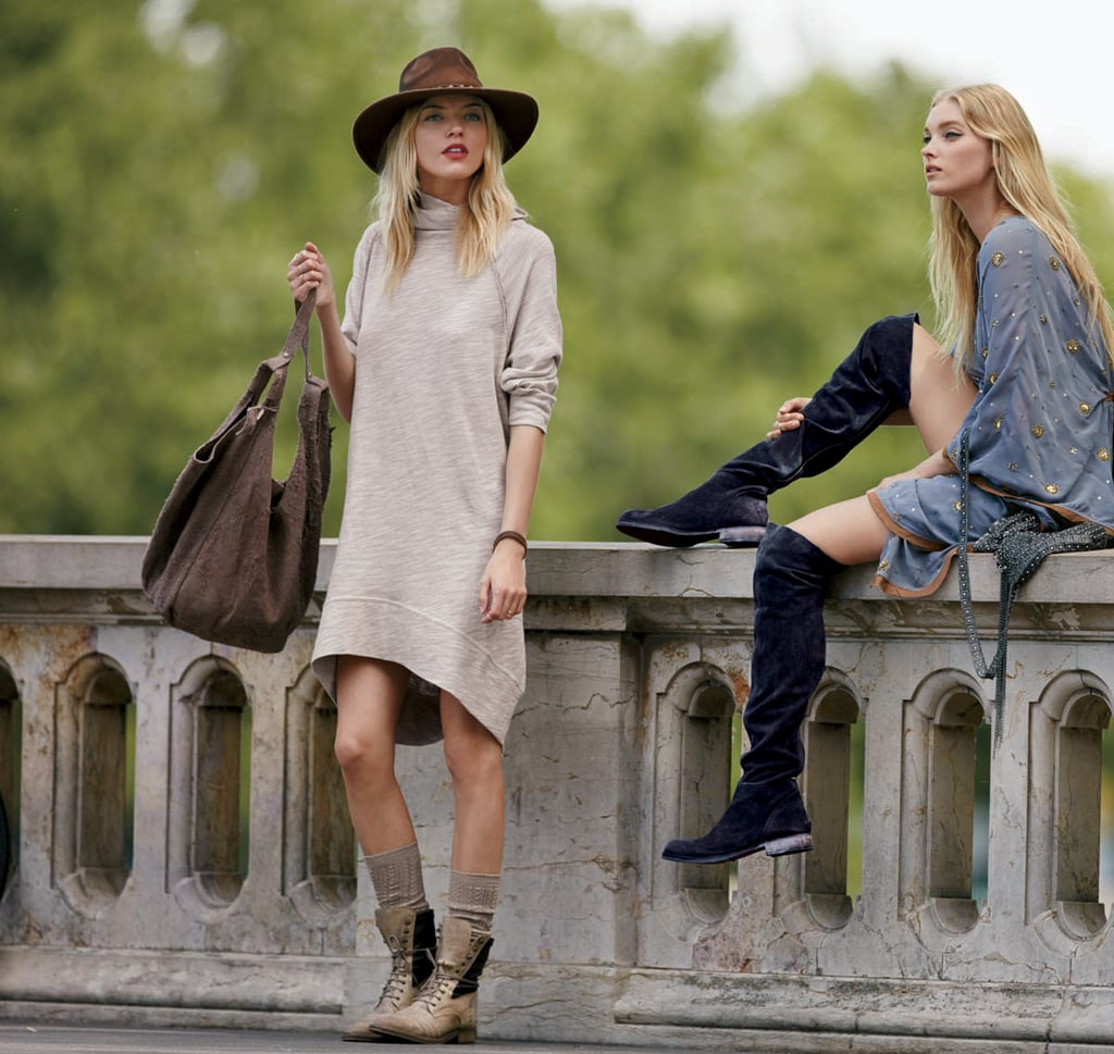 Free People Campaign September 2015