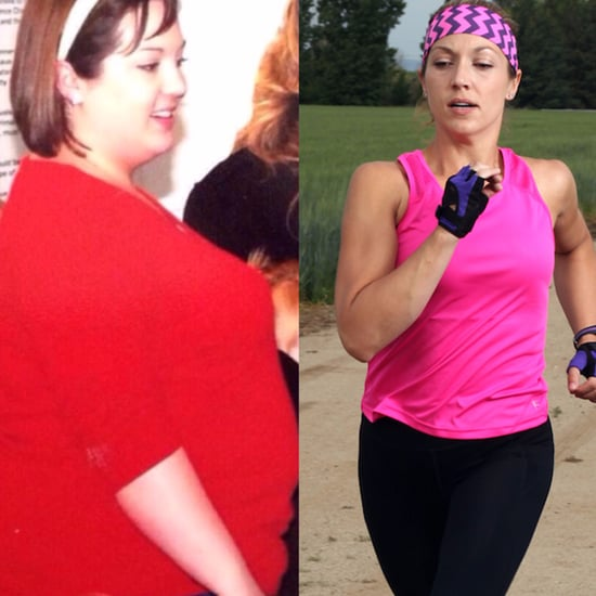 Before-and-After Weight Loss: Katie Hug