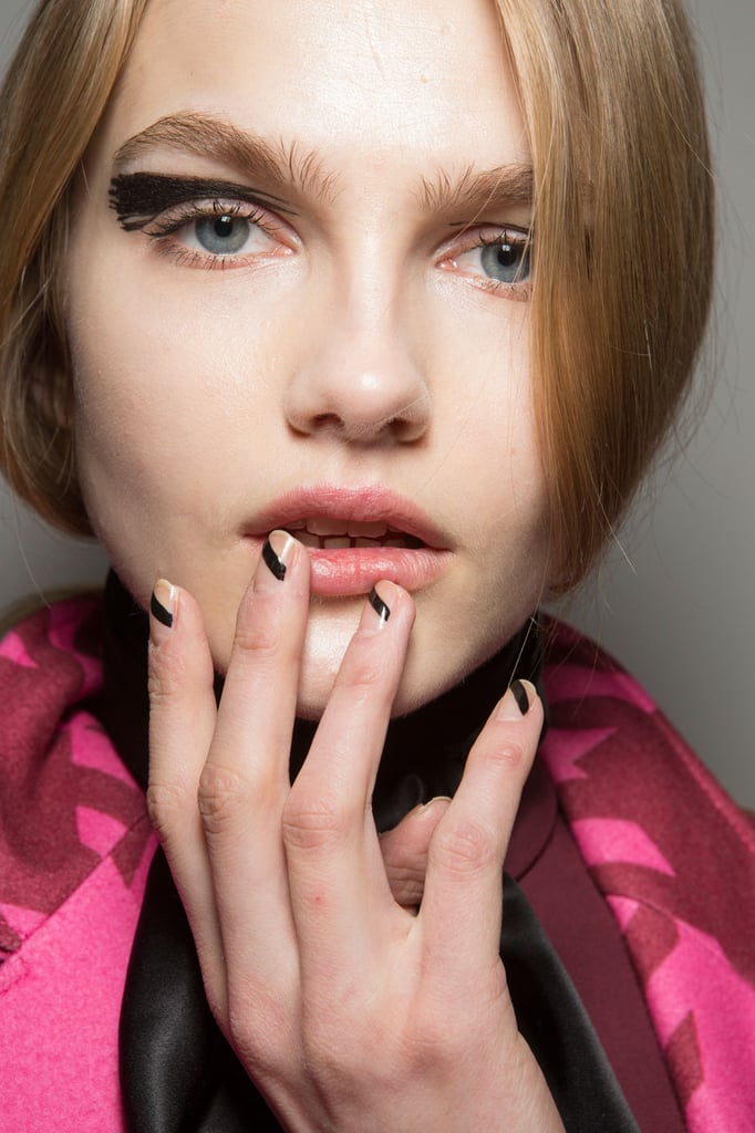House of Holland Fall 2015 | Nail Trends Fall 2015 | Fashion Week ...