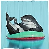 Shark Shower Curtain