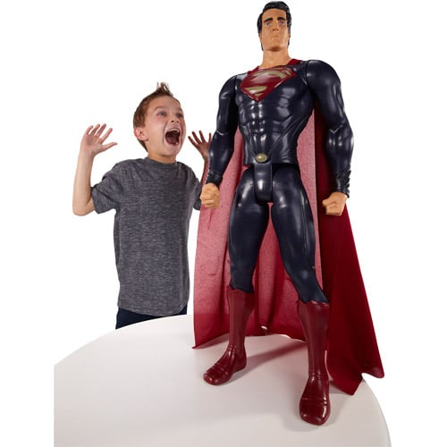 Best Superman Toys And Action Figures For Kids : Superman man of steel best toy for big kids monsters