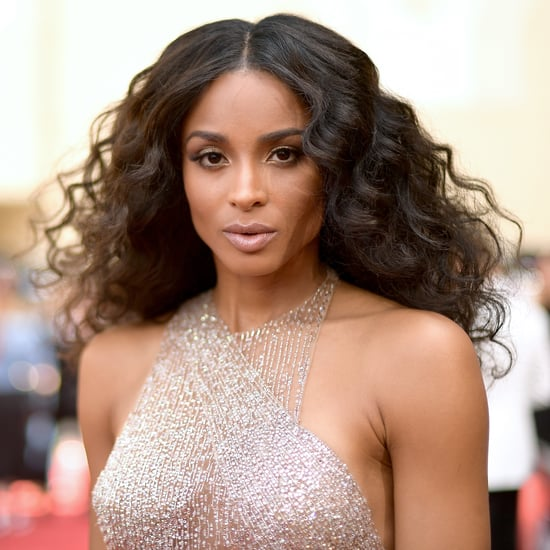 Ciara Natural Hair Growth Video on Instagram April 2019