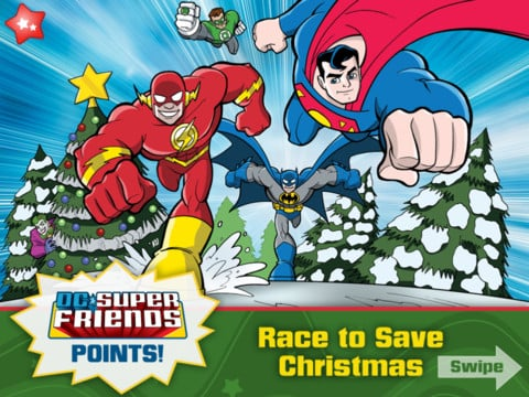 DC Super Friends: Race to Save Christmas