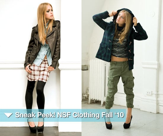 Pictures of NSF Clothing Line