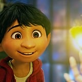Miguel and the Other Characters in Coco