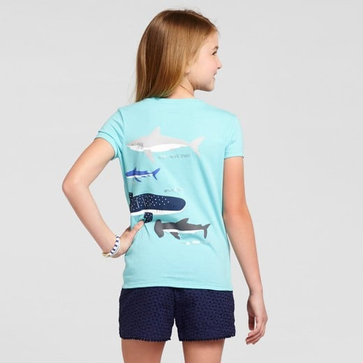 Sharks Graphic Tee