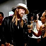 Billy Ray Cyrus at the 2019 MTV VMAs