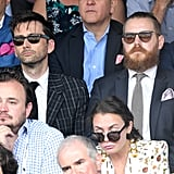David Tennant at Day 13 of Wimbledon