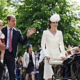 Princess Charlotte, July 5, 2015