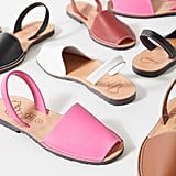 UO Leather Avarca Sandals