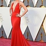 Charlize Theron at the 2016 Academy Awards