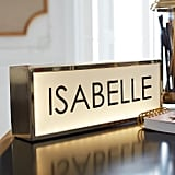 Personalized Light Box