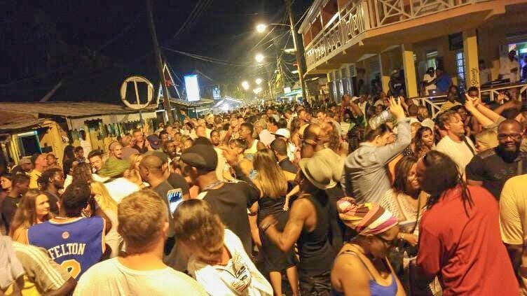 Party Like a Local at Gros Islet