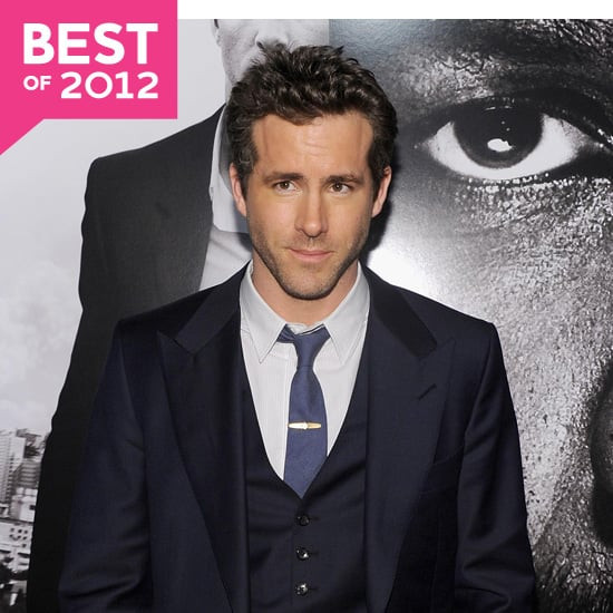 Who is the Sexiest Man (Male Celebrity) of 2012?
