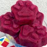 Frozen Mixed Berry Dog Treats Recipe