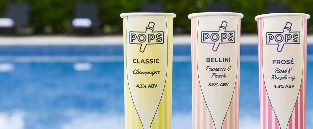 Pops Boozy Ice Lollies