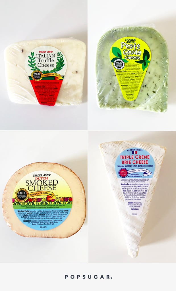 The 16 Cheeses You HAVE to Get From Trader Joe's