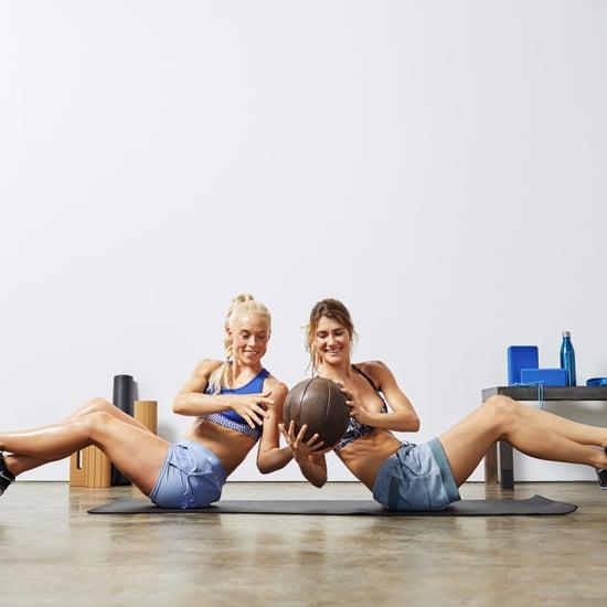 Partner Workout Moves