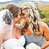Before we get into the nitty-gritty, let's look at the big picture. The maid of honor's primary purpose falls under three major categories: support the bride, manage the bridesmaids, and be available. Good organizational and communication skills are a plus, but a positive attitude is a must! See what else POPSUGAR Love thinks makes for a perfect maid of honor. Photo by Adeline and Grace Photography via Style Me Pretty