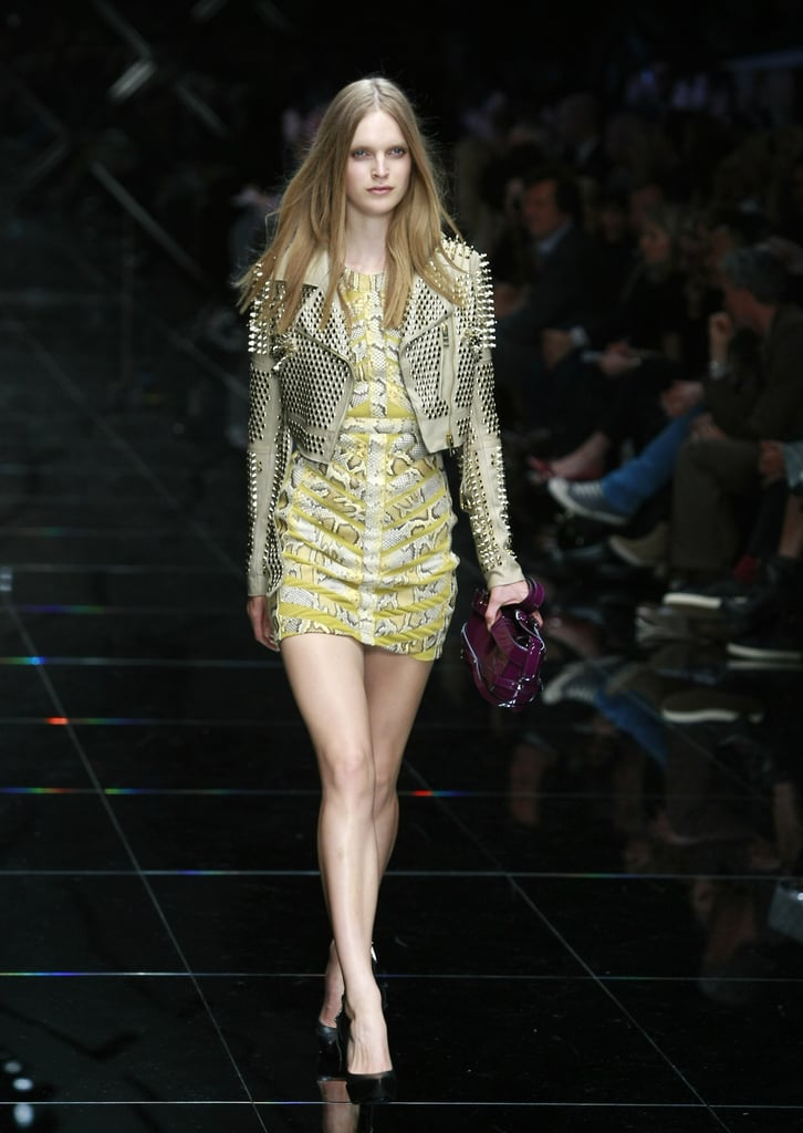 2011 Spring London Fashion Week: Burberry Prorsum
