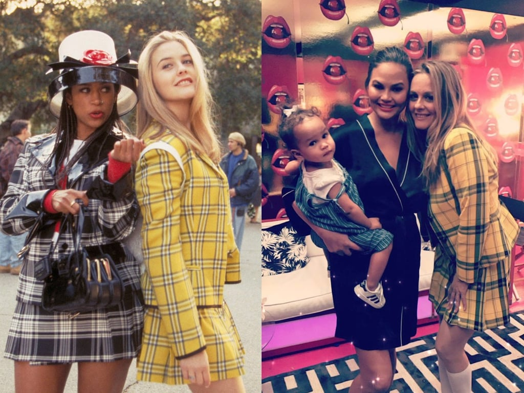 Alicia Silverstone Resurrected Her Iconic Clueless Outfit, and We Can\u0027t  Handle It