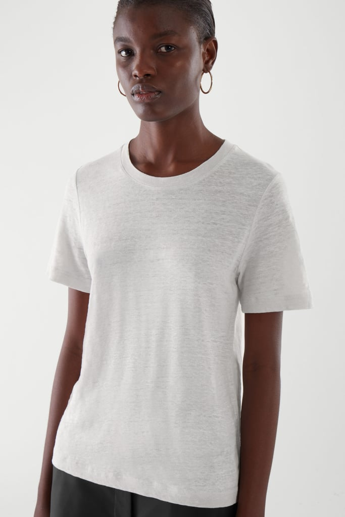Linen Tees That Will Have Your Back All Summer
