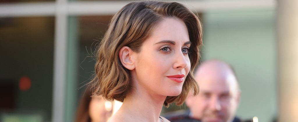 Alison Brie's Bob From All Angles Is Extra