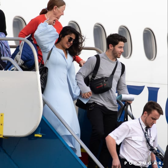 Priyanka Chopra Honeymoon Dress With Nick Jonas
