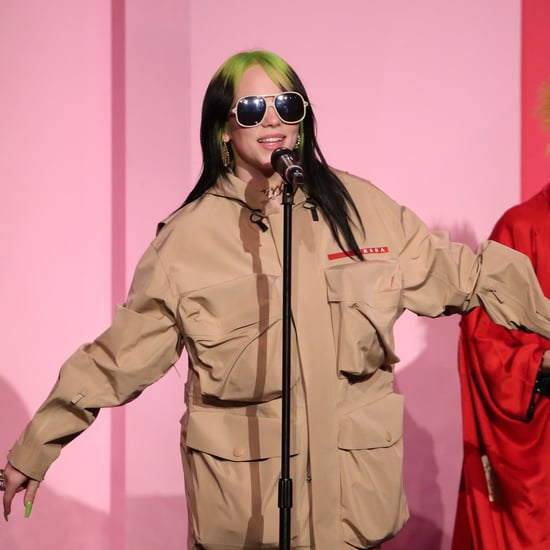 Watch Billie Eilish's Billboard Woman of the Year Speech