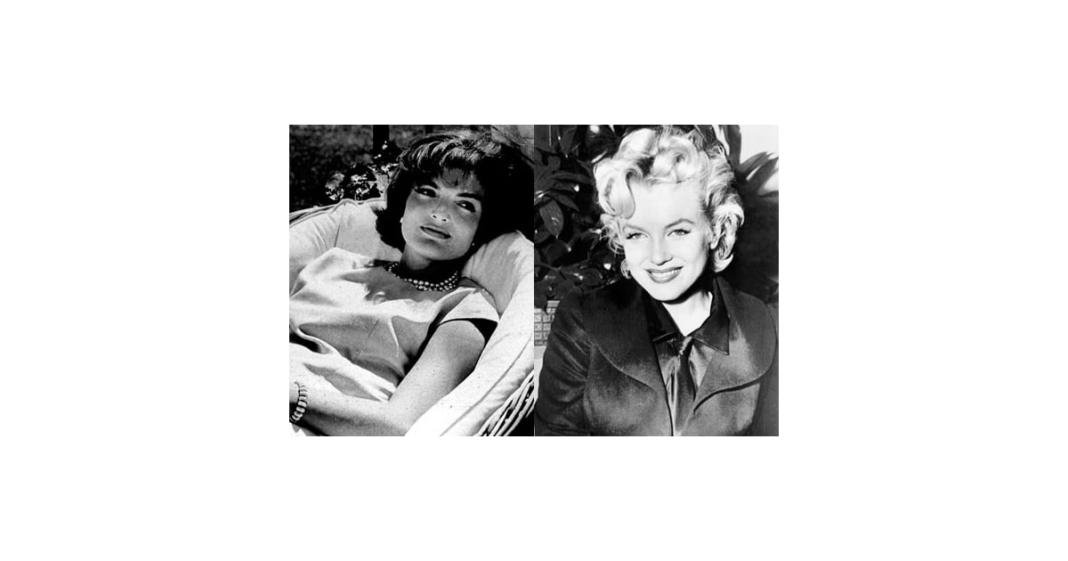 Quiz are you jackie or marilyn