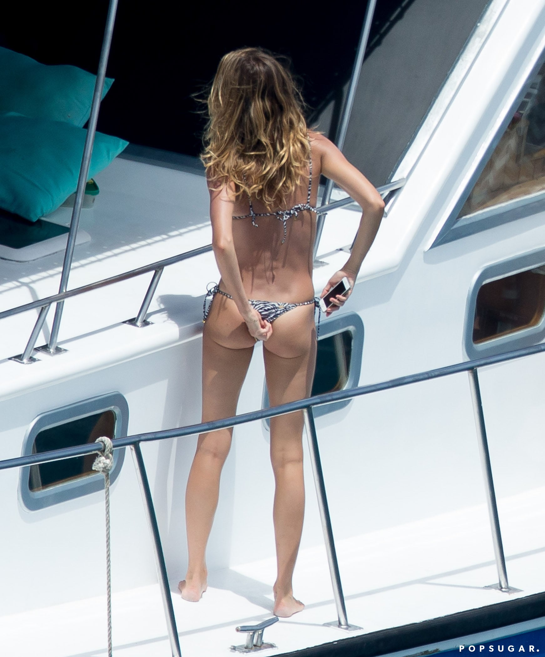 Is It Just Us, or Does Gisele's Bikini Body Only Get Hotter?