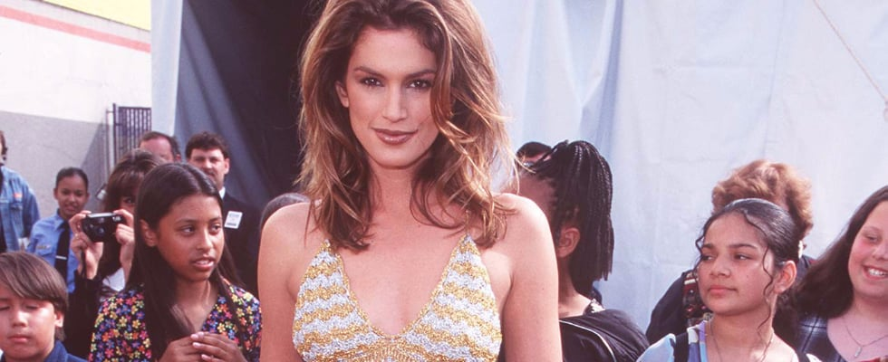 Why Cindy Crawford's Modeling Career Will Go Down in History
