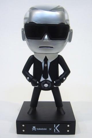 Karl Lagerfeld Tokidoki Figurine Limited Edition