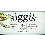 Siggi's Vanilla 4% Yoghurt