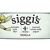 Siggi's Vanilla 4% Yogurt