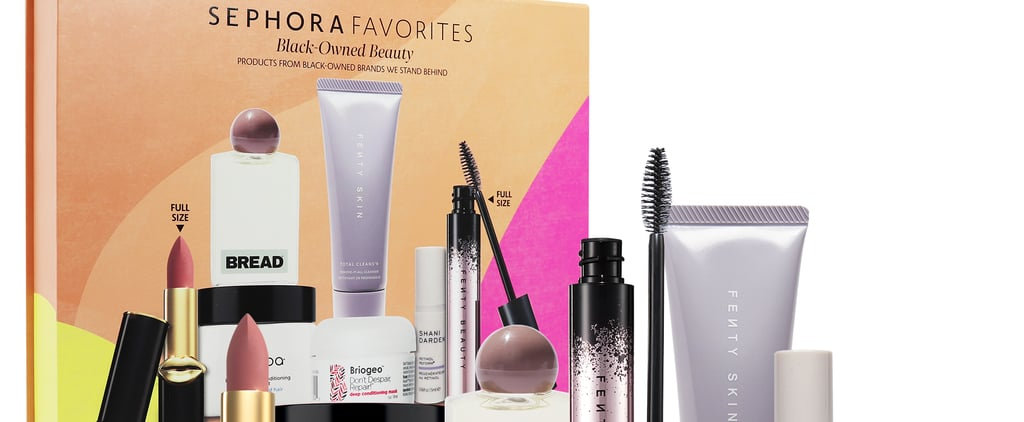 Sephora Favorites Black-Owned Beauty Set Review