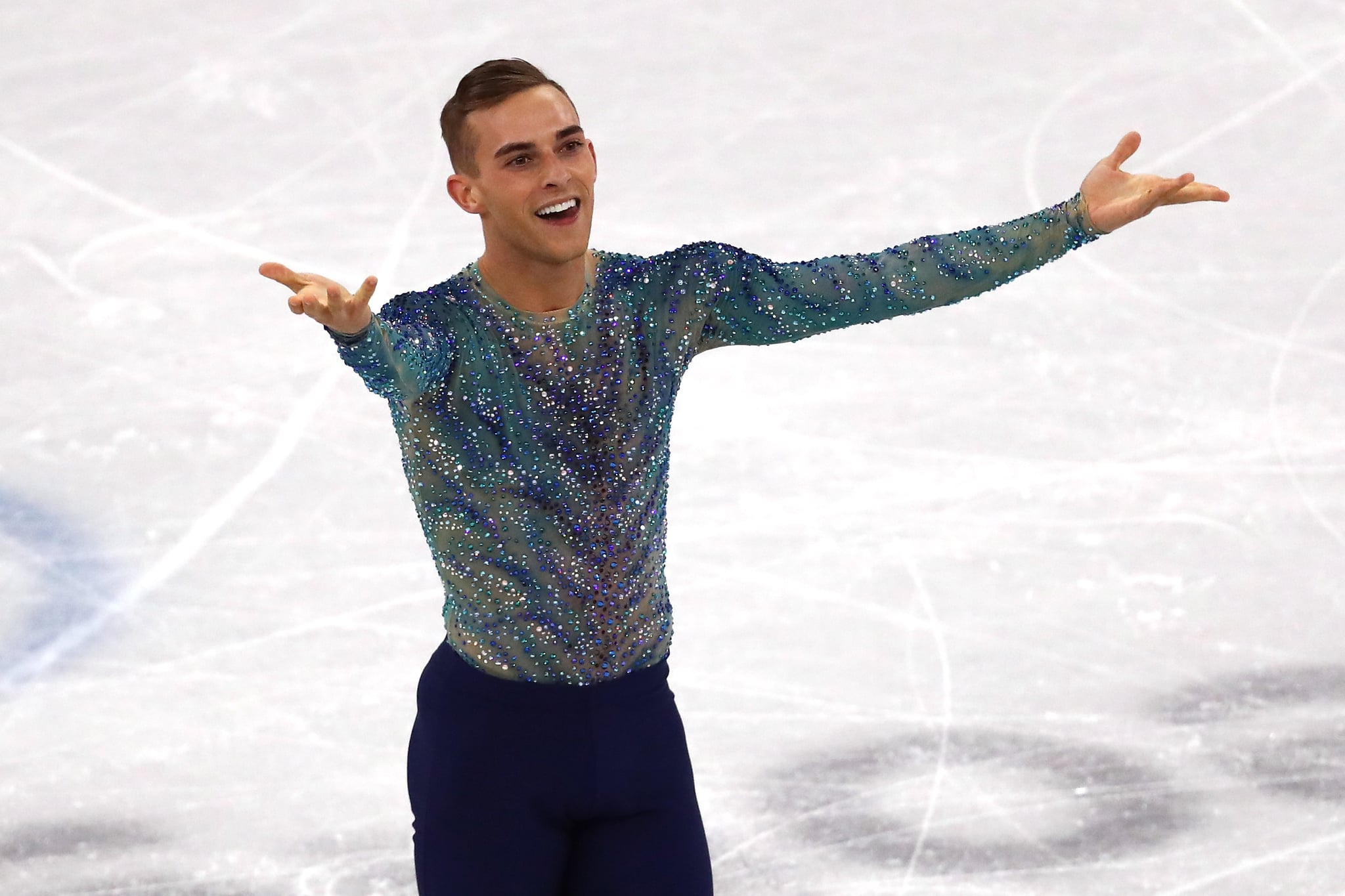rippon chat Gay olympian adam rippon slams inclusion of mike pence on us  rippon would be happy to sit down for a friendly chat and hopefully dispel a few retrograde .