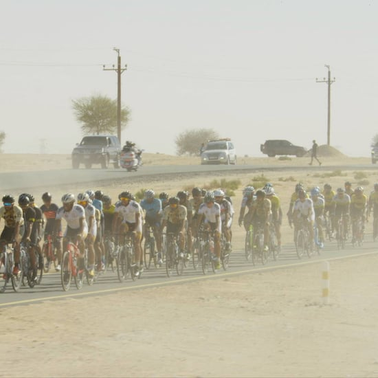 Dubai and Abu Dhabi Cycling Tours Combine For UAE Tour 2019
