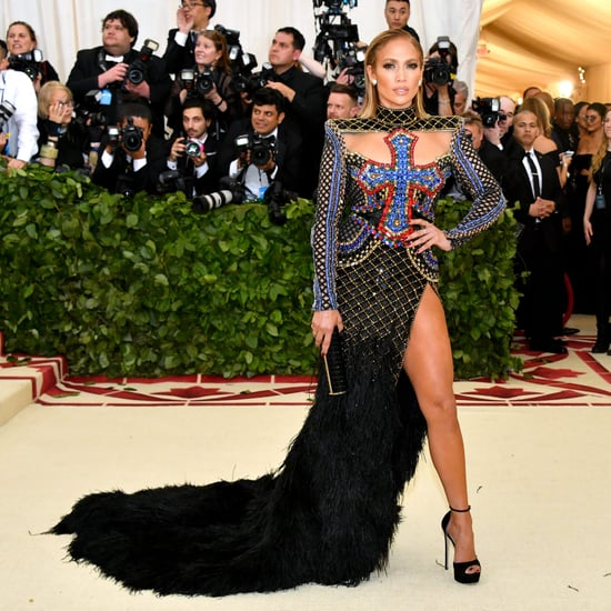 Jennifer Lopez's Met Gala Dress 2018