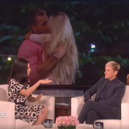 Mila Kunis Shares Bachelor Theories on The Ellen Show 2019